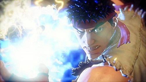 Capcom Hosts First Street Fighter V Fight