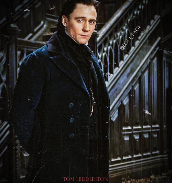 Hiddleston and Del Toro for new Horror Smash! Crimson Peak
