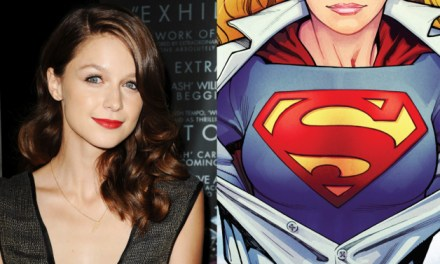 Breaking News: Supergirl is here!