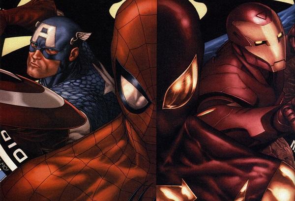 Speakin' Geek. That Spidah-Man is in Marvel Now!