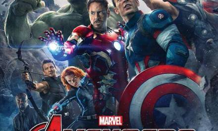 Avengers Age Of Ultron Poster Debut