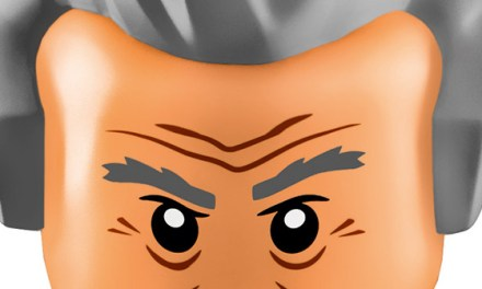 Lego Announce Doctor Who & Wall-E Sets