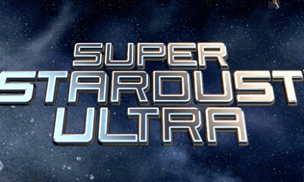 Video Game Review – Super Stardust Ultra