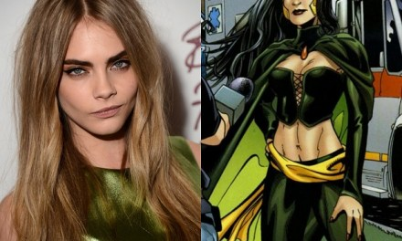 Enchantress says, Suicide Squad Will 'Blow People's Brains Out'