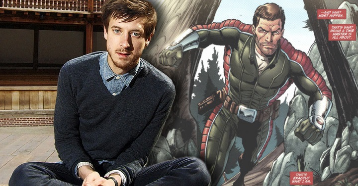 Arthur Darvill Join's The Flash/Arrow Spin-off as DC Time Traveler