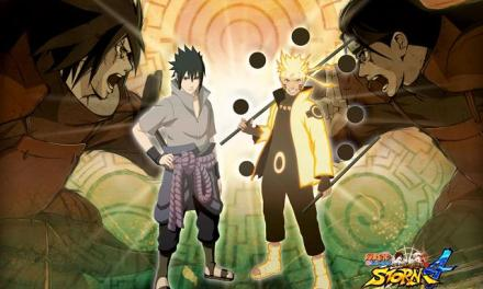 NARUTO SHIPPUDEN: Ultimate Ninja STORM 4 unveils concept arts!