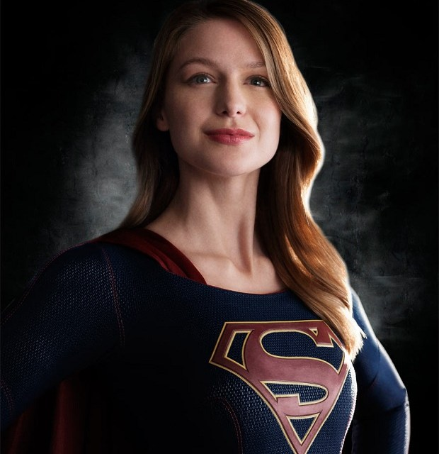 First Look at Supergirl!
