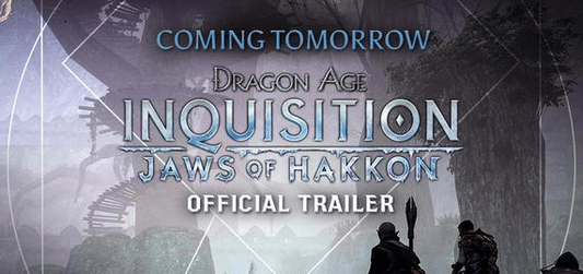 Dragon Age Inquisition DLC – Jaws of Hakkon
