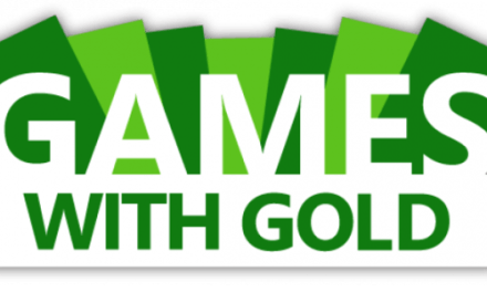 April's Games With Gold Announced