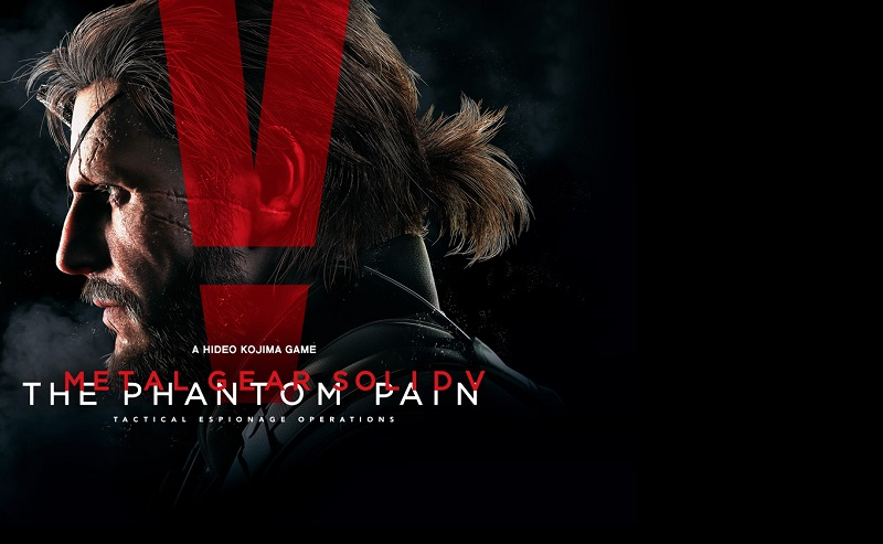 New Metal Gear Solid V: The Phantom Pain Gameplay