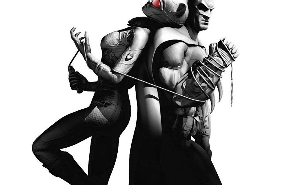Batman: Arkham Knight Teaser Reveals Catwoman