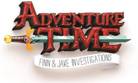 ADVENTURE TIME, FIRST GRAPHIC ADVENTURE GAME GOES 3D