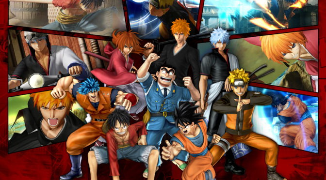 J-STARS Victory Vs+ Spotlights Bleach, Gintama & Assassination Classroom