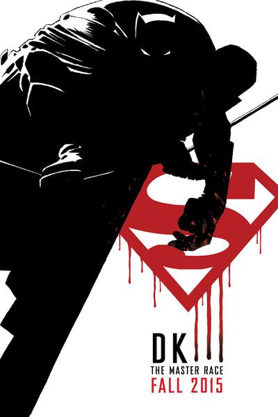 Frank Miller returns to the Dark Knight Returns