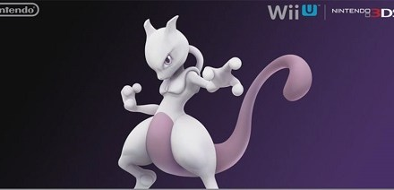 Mewtwo & More Coming To Smash Bros