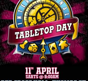 International Tabletop Day in Drogheda