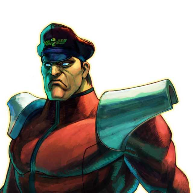 M. Bison Returns To Street Fighter 5