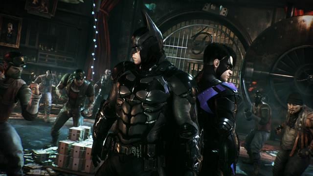 """The Official Batman: Arkham Knight Gameplay Video – """"Time To Go To War"""" Revealed"""