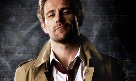 Arrow exec wants Constantine!