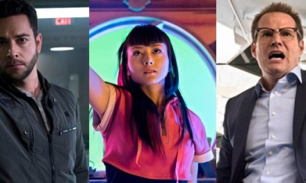 NBC releases first images for Heroes Reborn!