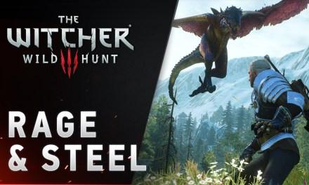 The Witcher 3: Wild Hunt Rage & Steel Trailer Reveal