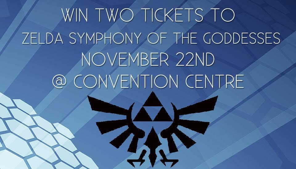 Zelda: Symphony of the Goddess