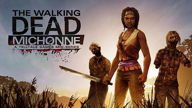 Telltale Games Announce The Walking Dead: Michonne at E3