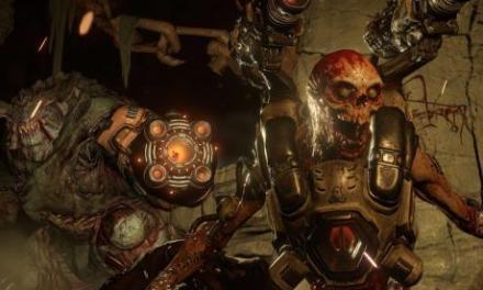 E3 – Doom Gameplay & Multiplayer