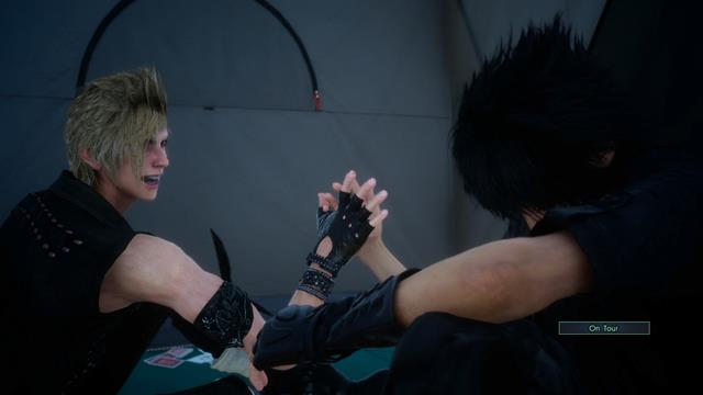 FINAL FANTASY XV -EPISODE DUSCAE- Version 2.0 out now!