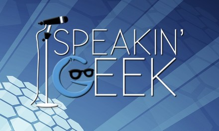 Speakin' Geek Special: Interview with Miles Luna