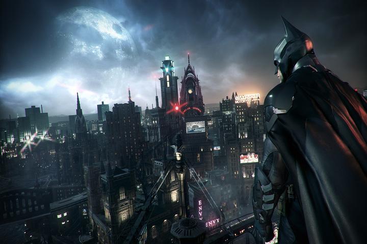 Review – Batman: Arkham Knight