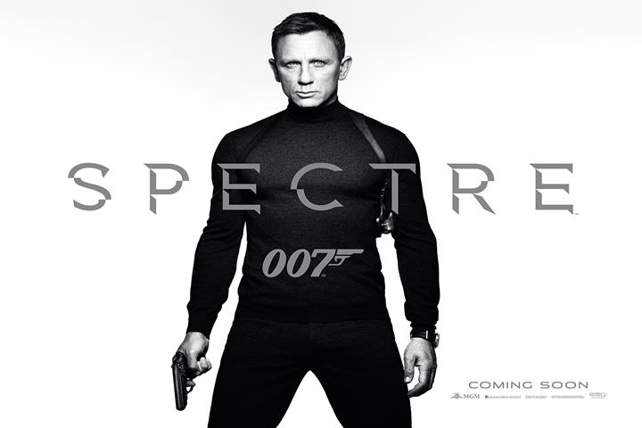 New Trailer for James Bond Film Spectre