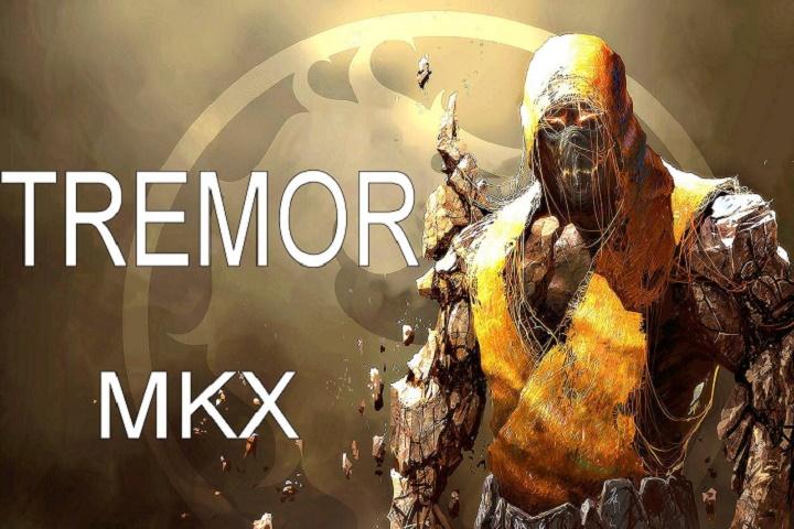 Tremor is revealed in latest Mortal Kombat X Bundle Trailer!