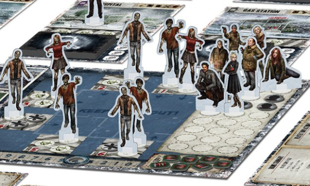 Monday Night Board Gaming: Dead of Winter