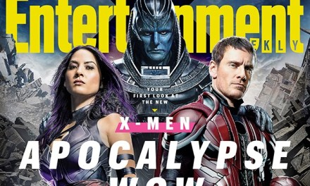 Entertainment Weekly: X-Men Apocalypse