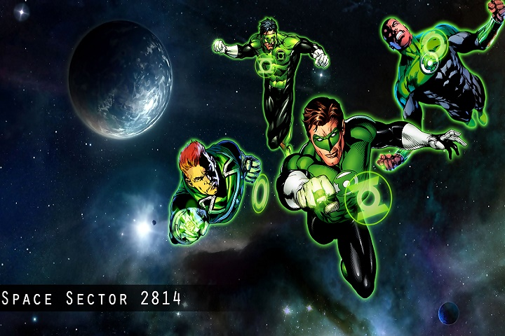 Which GL's should be in Green Lantern Corps?