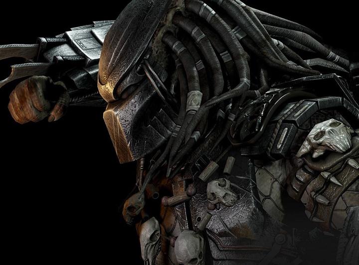 Mortal Kombat X Predator Bundle, Predator as Playable Character