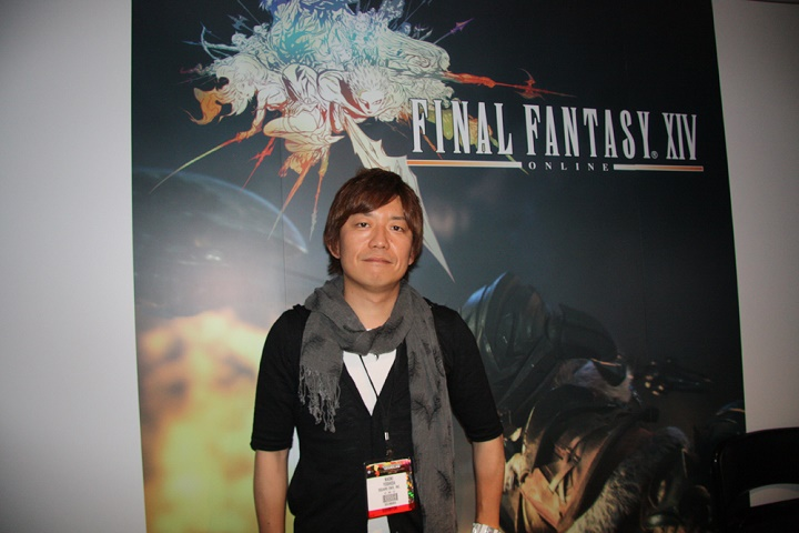 Final Fantasy XIV- Exclusive Signing Session At Gamescom '15