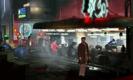 Forgotten Games: Blade Runner