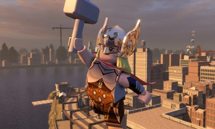 News in honour of Gamescom about LEGO Marvel's Avengers!