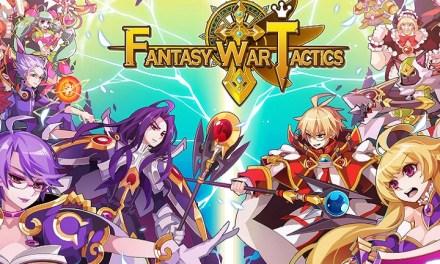 Fantasy War Tactics Heading To Select Territories