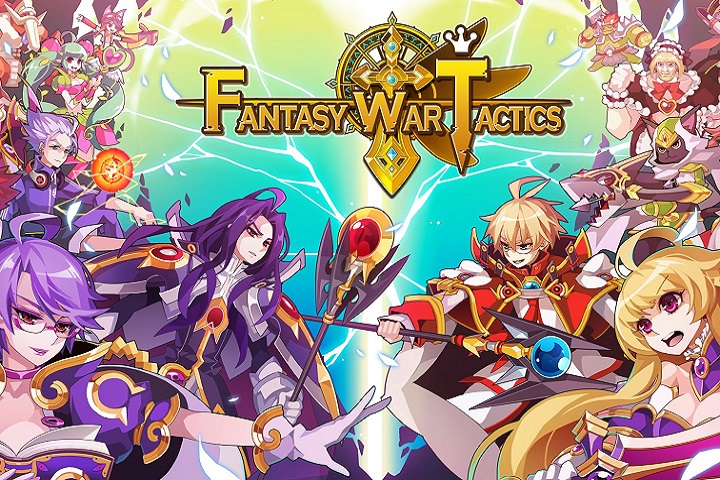 Fantasy War Tactics Heading To Select Territories