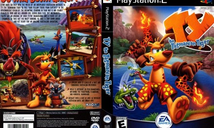 Forgotten Games: Ty the Tasmanian Tiger