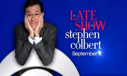 The Late Show With Stephen Colbert Premieres Tonight