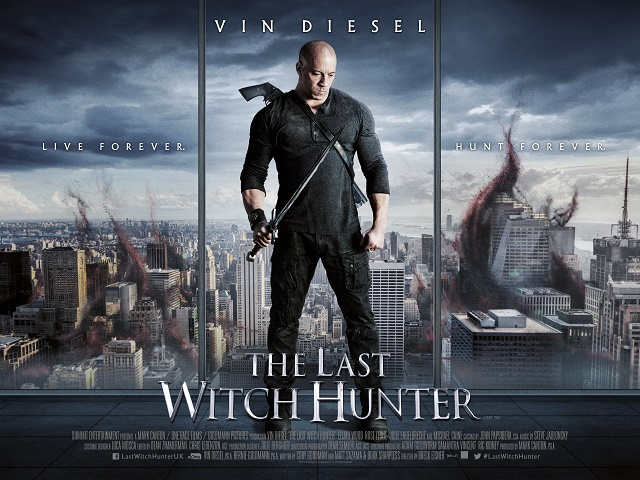 The Last Witch Hunter team show off deep fantasy roots!