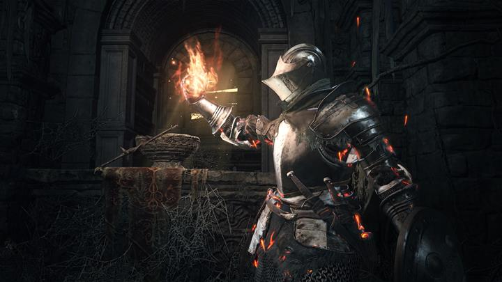 New screens and artwork for Dark Souls III show the depth!
