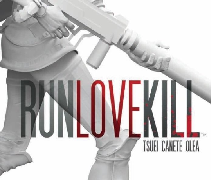 Review: Run Love Kill: Volume 1