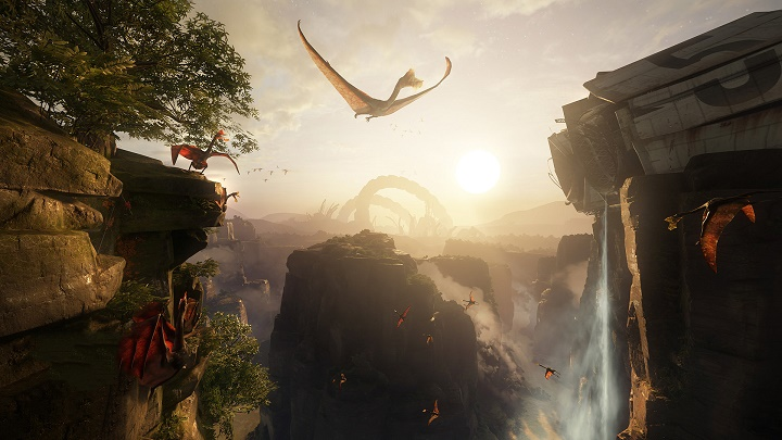 Robinson: The Journey Exclusively for PlayStation VR
