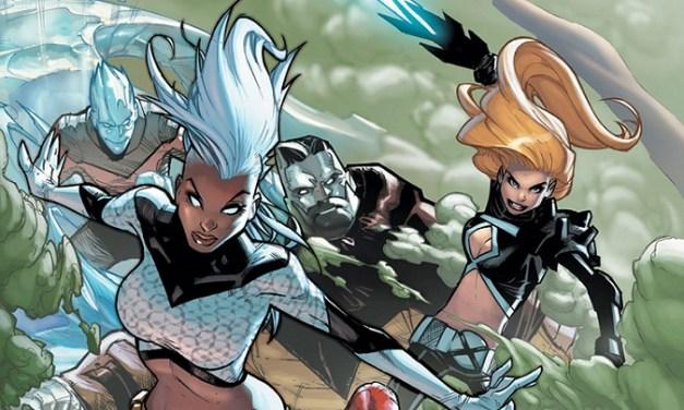 Review: Extraordinary X-Men #1
