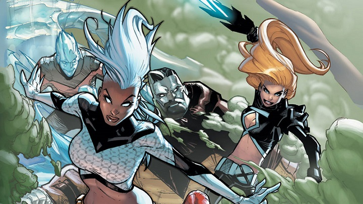 Review: Extraordinary X-Men #1